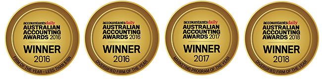 AC Awards 2016 - 2018