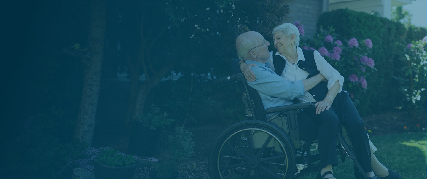 Aged Care Couple