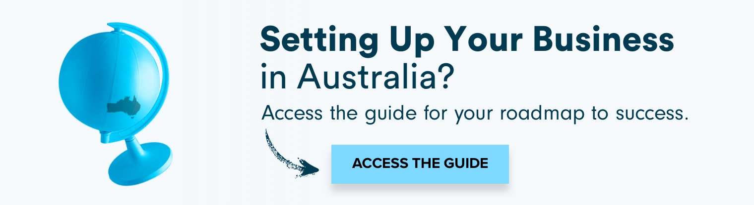 Set up Business in Australia