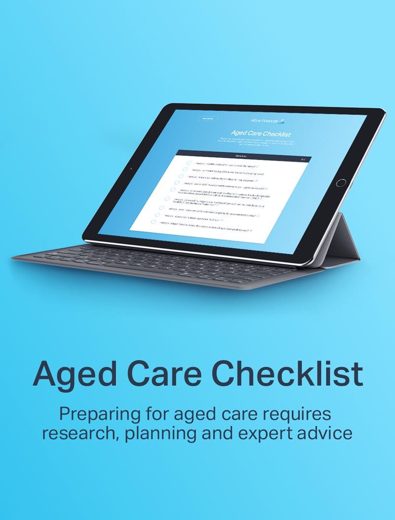 Aged Care Checklist
