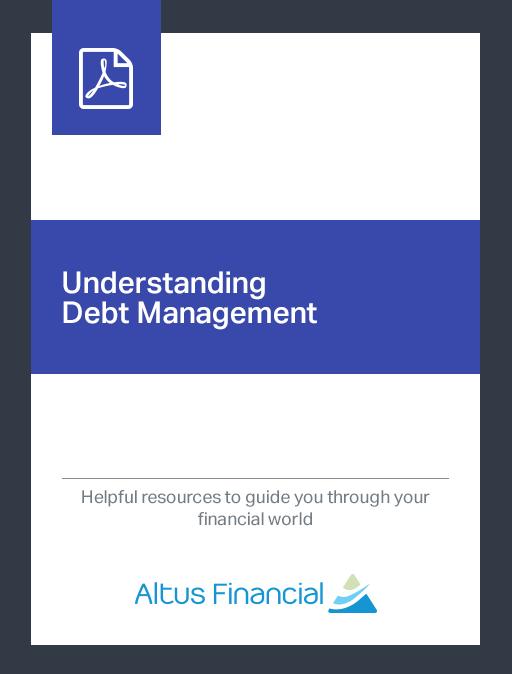 Understanding debt management