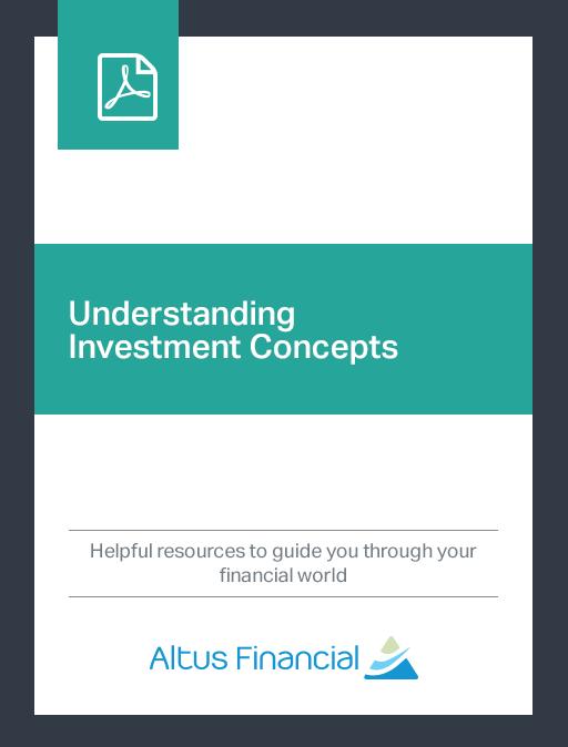 Understanding investment concepts