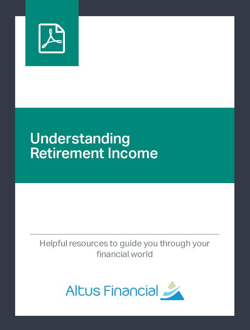Understanding retirement income