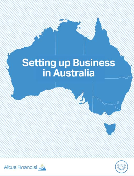 Set Up Your Business in Australia