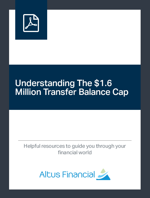 Understanding the $1.6 million transfer balance cap